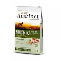 True Instinct No Grain Medium-Maxi Pollo