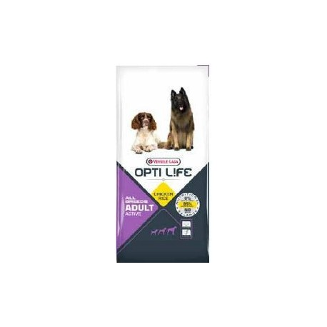 Versele-Laga Opti Life Adult Active Pollo