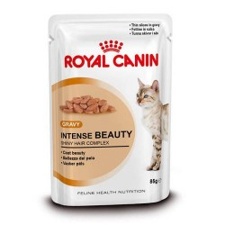 Royal Canin Intense beauty Felino en salsa 85 gr