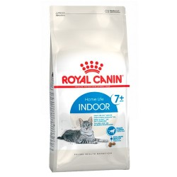 Royal Canin Feline Indoor + 7 años