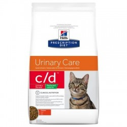 Hill's c/d Prescription Diet Urinary Stress Reduced Calorie