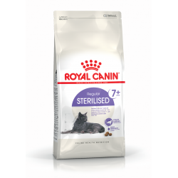 Royal Canin Sterilised + 7 Años Gato