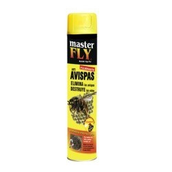 MASTERFLY ANTI- AVISPAS 750ML