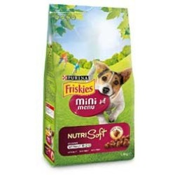 Friskies Mini Menu Nutri Soft 1.4 Kg
